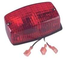 Picture of 12-volt taillight assembly