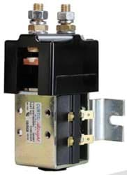 Picture of Curtis High Amp Solenoid #sw180 Comes With Bracket Attached