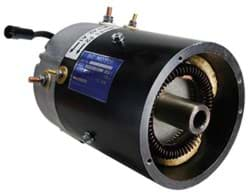 Picture of Yamaha Sepex stock replacement motor