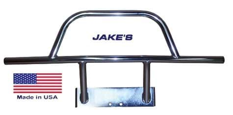 Picture of Jake's front safari bar, stainless