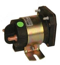 Picture of 48-volt solenoid