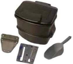 Picture of Full kit includes sand bucket with lid and mounting brackets