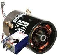 Picture of Electric Motor & Controller, Torque pkg, For an E-Z-GO DCS
