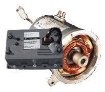 Picture of Electric Motor & Controller