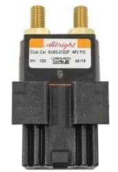 Picture of Solenoid, 48v, Slot Mount With No Diode