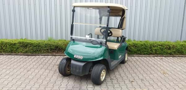 Picture of Used - 2012 - Electric - EZGO RXV - Green