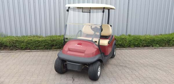 Picture of Used - 2014 - Electric - Club Car Precedent - Red