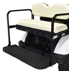 Picture of Rear flip seat white