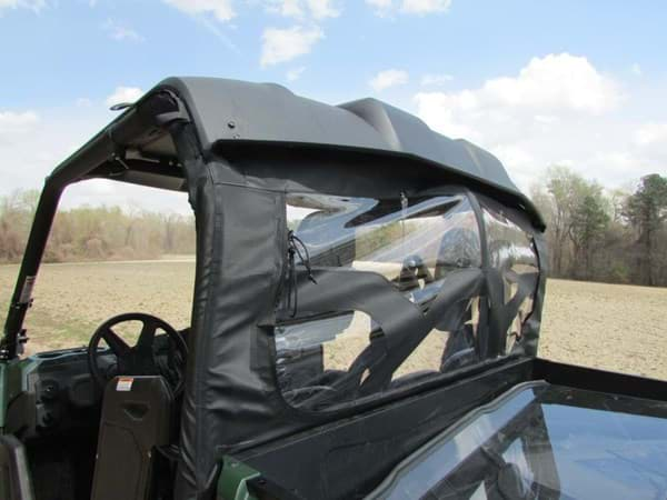 Picture of soft rear windshield