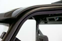 Picture of framed 1/2 door kit (upper) (replaces 06016)