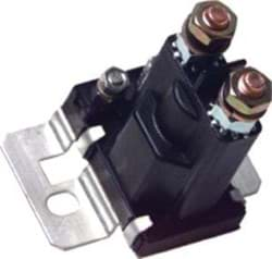 Picture of Solenoid 36 volt, 4 terminals. White Rodgers