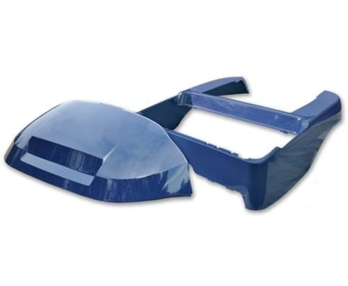 Picture of Rear body and front cowl, blue